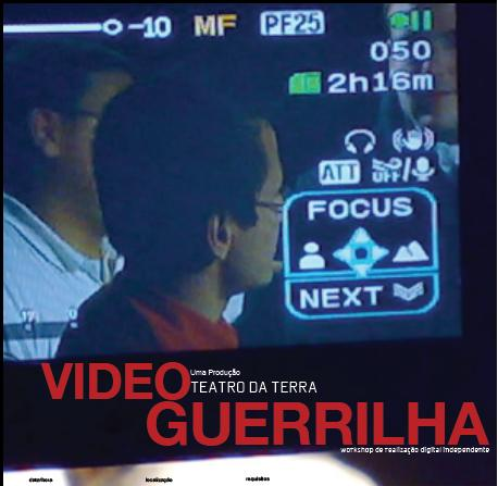 Workshop Video Guerrilha